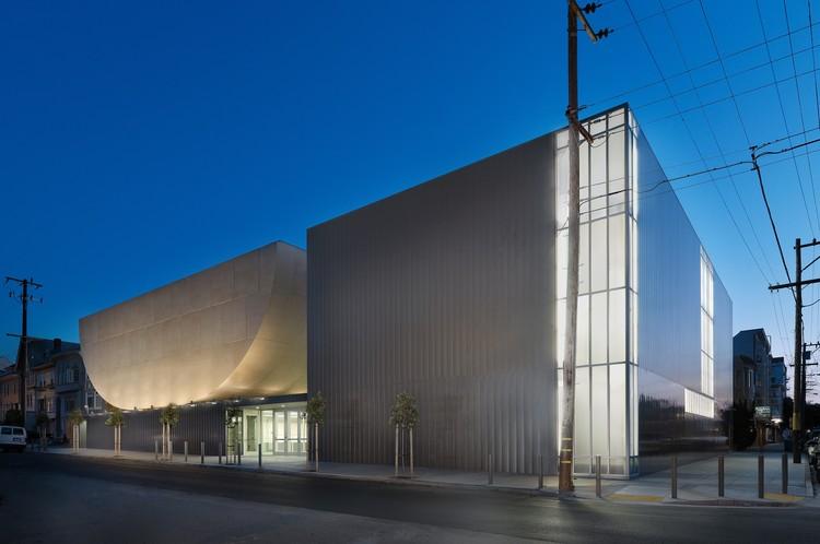 Congregation Beth Sholom / Stanley Saitowitz | Natoma Architects, © Bruce Damonte