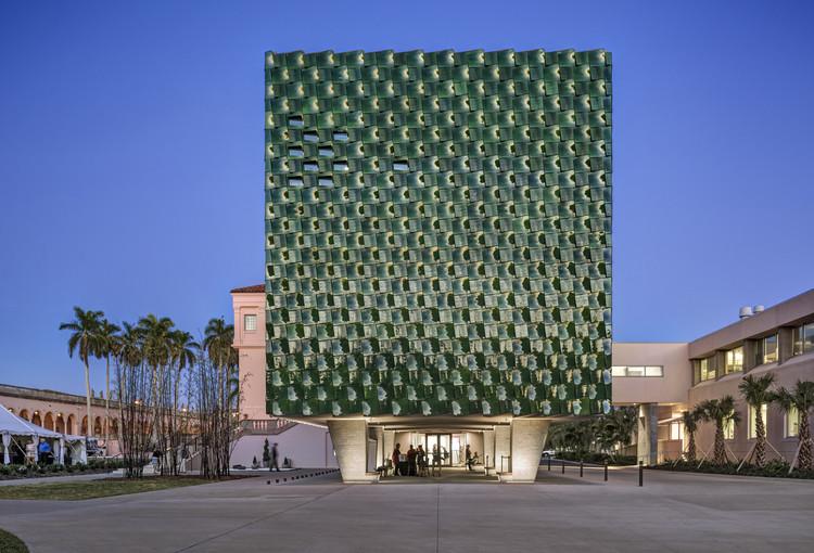 The Center for Asian Art at the Ringling Museum of Art  / Machado Silvetti, © Anton Grassl / Esto