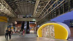 Pabellones para Buses en Union Station / Studio27