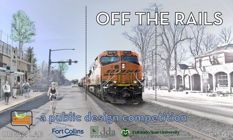 "Open Call: ""Off the Rails"" Design Competition"