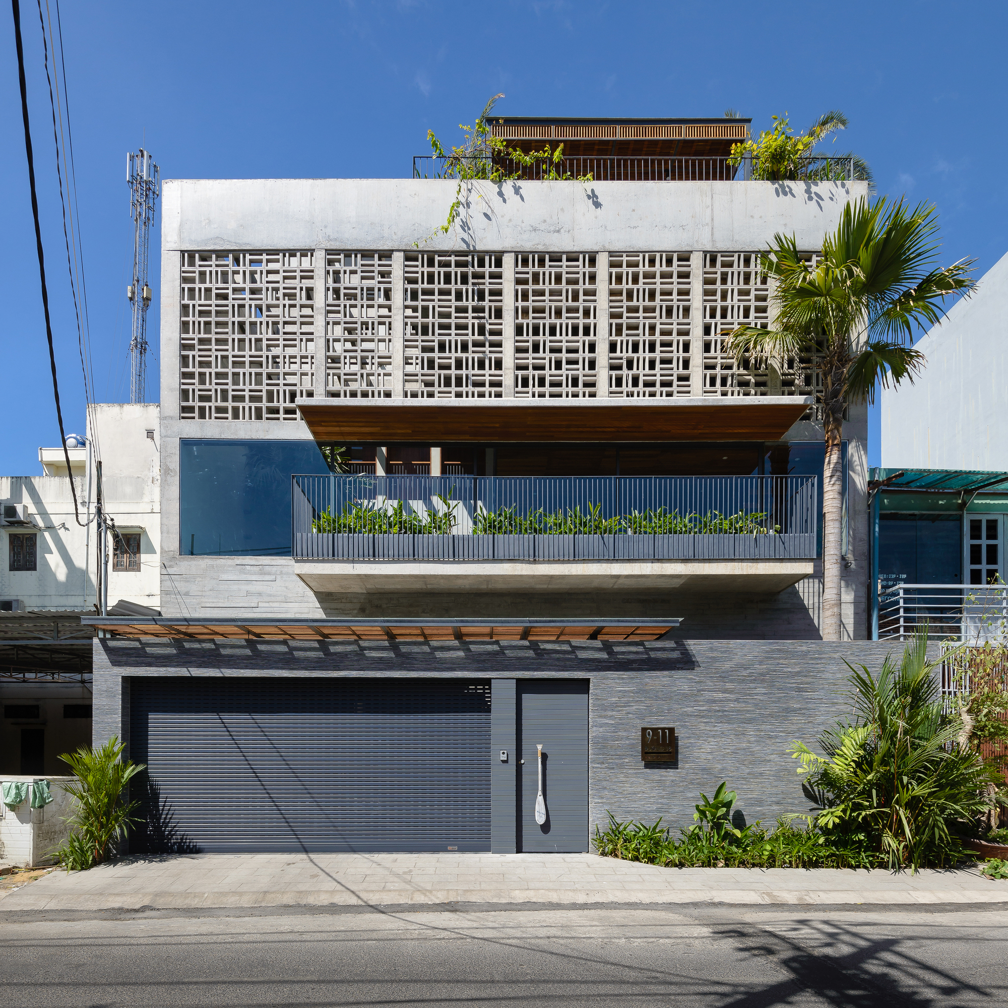 Gallery Of H House Vaco Design 10