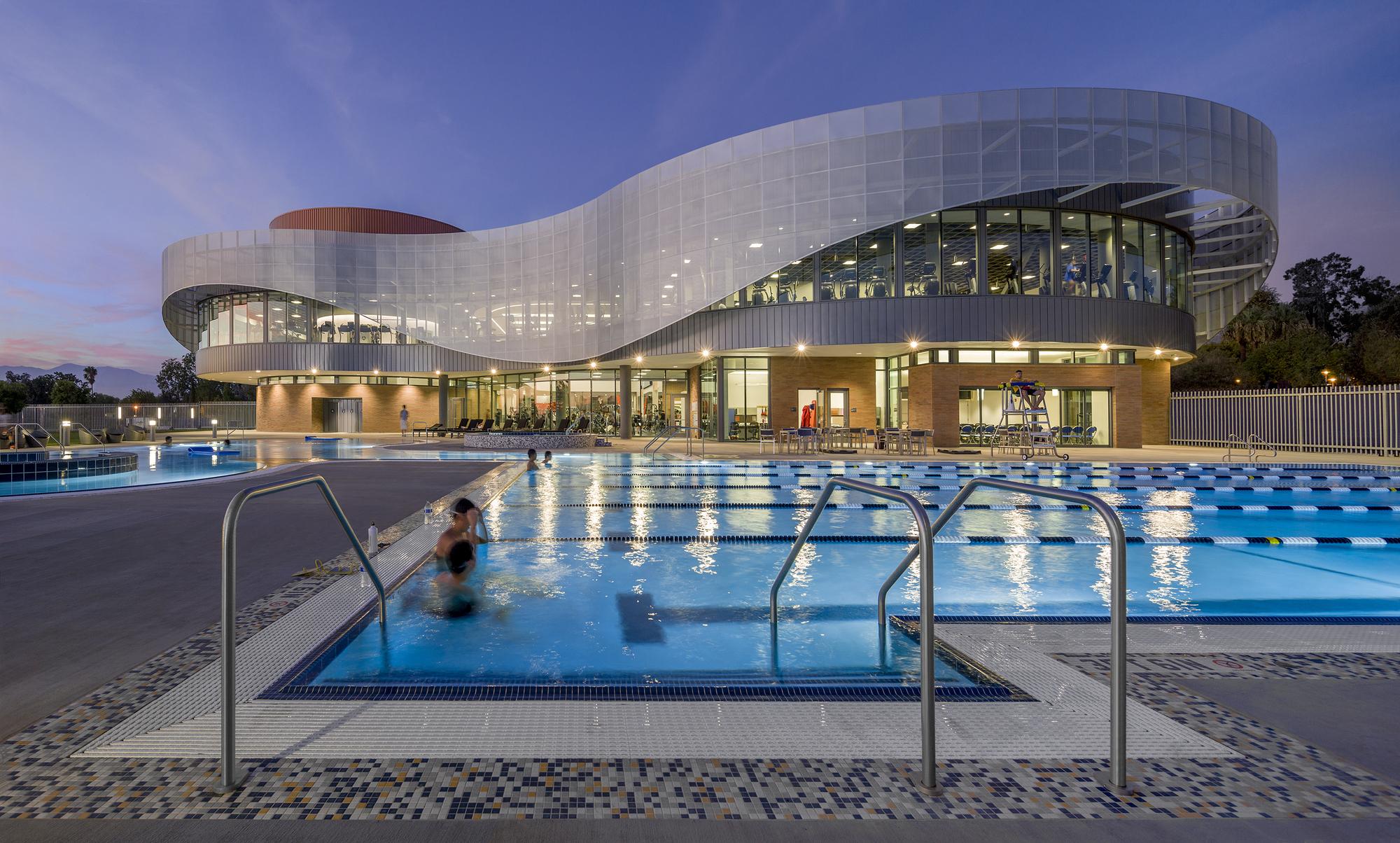 Uc Riverside Student Recreation Center Expansion