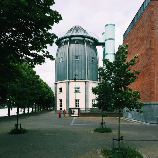 Bonnefantenmuseum. Image © James Taylor-Foster