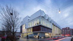 SH2-Sundbyoster Sala II  / Dorte Mandrup Arkitekter