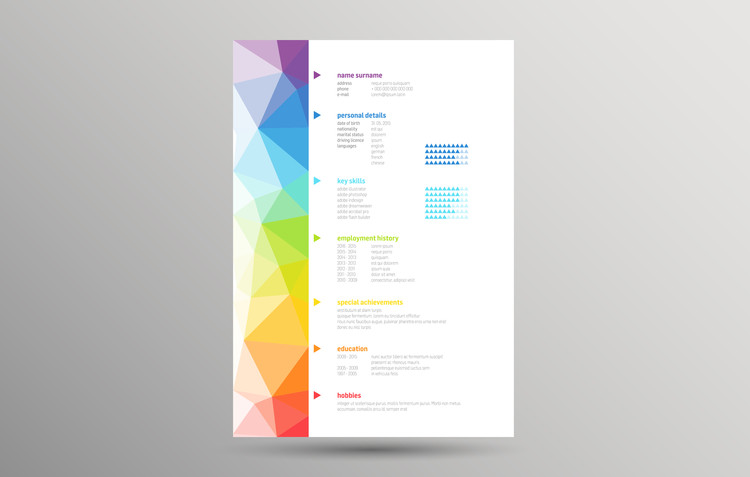 resume architecture