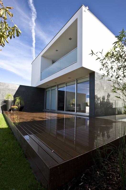 Casa a f atelier d 39 arquitectura j a lopes da costa - Atelier arquitectura ...