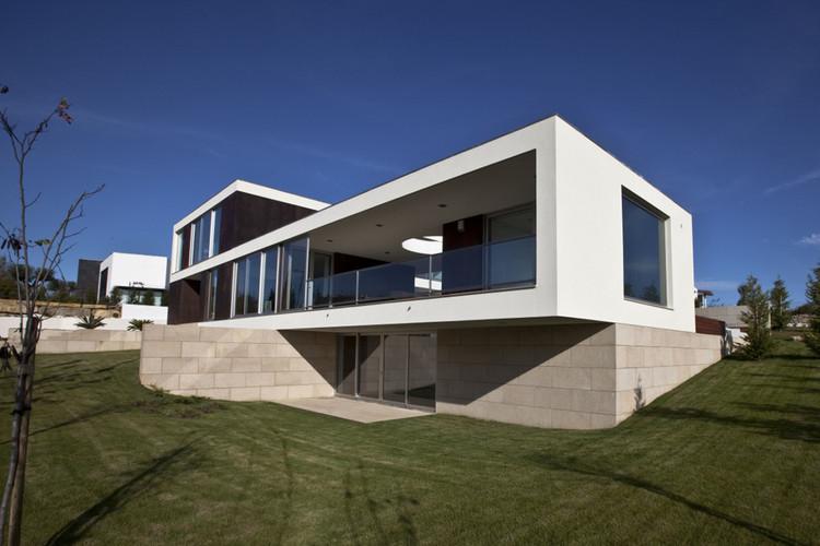 Casa a g atelier d 39 arquitectura j a lopes da costa - Atelier arquitectura ...