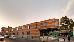 Triangulo Corona  / Arquitectura en Movimiento Workshop