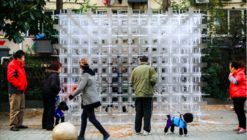 Temporary Permanence Installation / Arup Associates