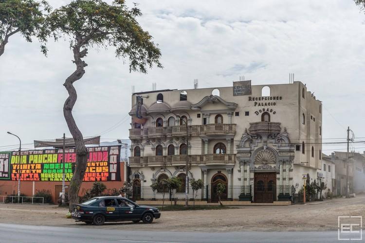 Hotel Palacio Dorado, por Octavio Chuquiruna. Image © Eleazar Cuadros