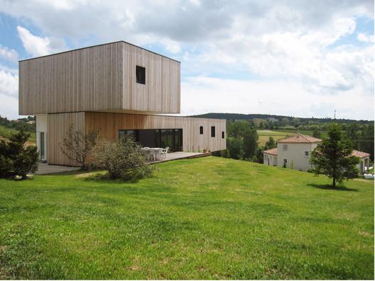 Passive House / rouby hemmerl� architectes