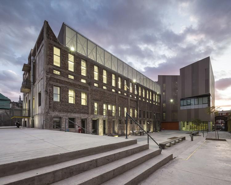 Campus creativo universidad andrés bello / schmidt arquitectos ...