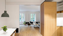 Alan's Apartment Renovation / EO arquitectura