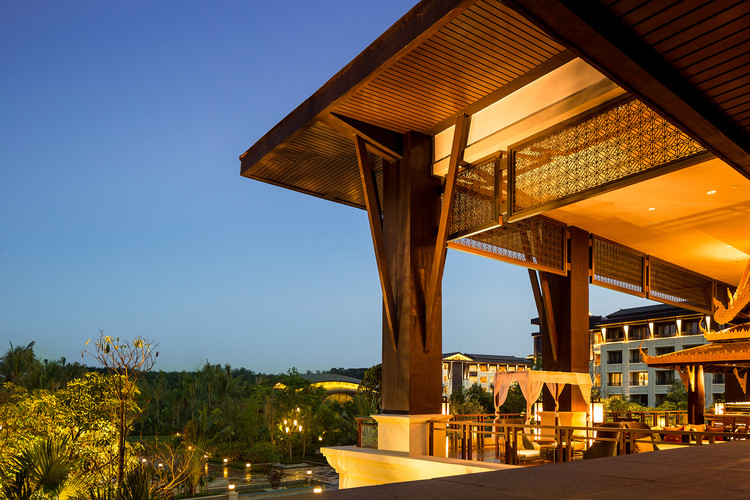 Hotel in Xishuangbanna / OAD, © Chen He