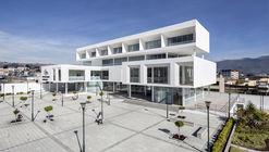 Unidad de Garantías Penales Ambato  / Espinoza Carvajal Arquitectos + Arquitectura X + Colectivo Arquitectura