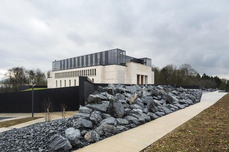 Museo Memorial de Verdún / Brochet-Lajus-Pueyo + Le-Conte Noirot, © Herve Abbadie