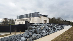 Museo Memorial de Verdún / Brochet-Lajus-Pueyo + Le-Conte Noirot