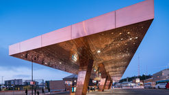Lahti Travel Centre / JKMM Architects