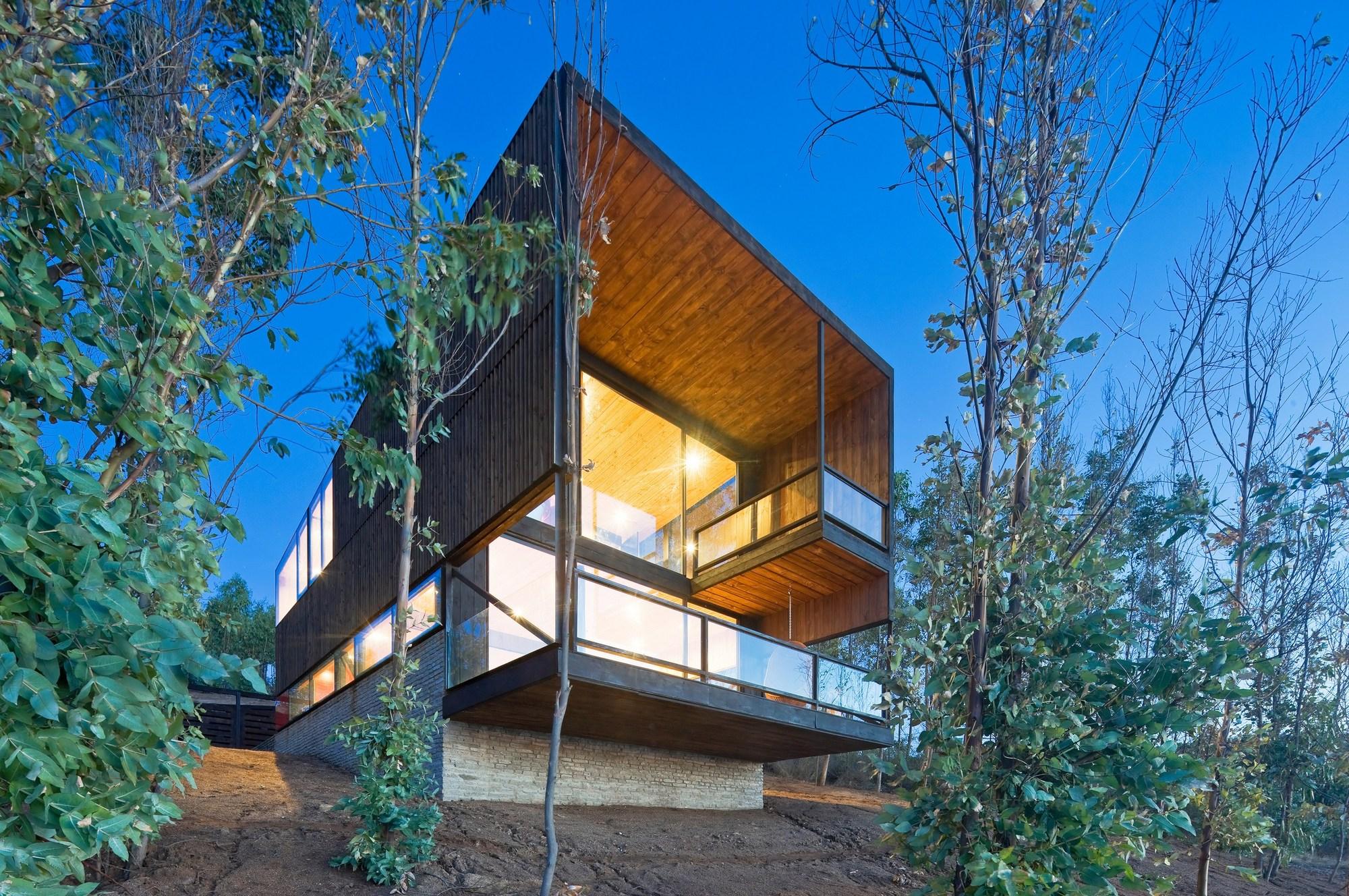 Casa Cortes Wmr Arquitectos Plataforma Arquitectura