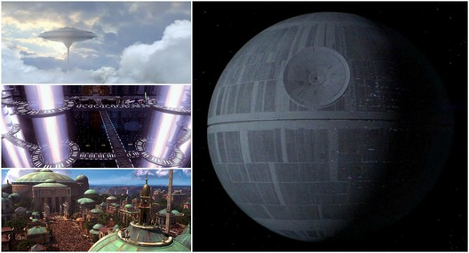 The Architecture of Star Wars: 7 Iconic Structures
