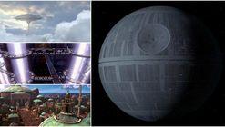 La arquitectura de Star Wars: 7 estructuras icónicas