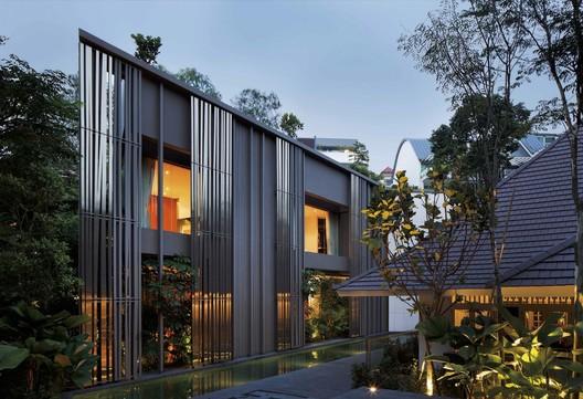 33 Holland Park / studioMilou architecture