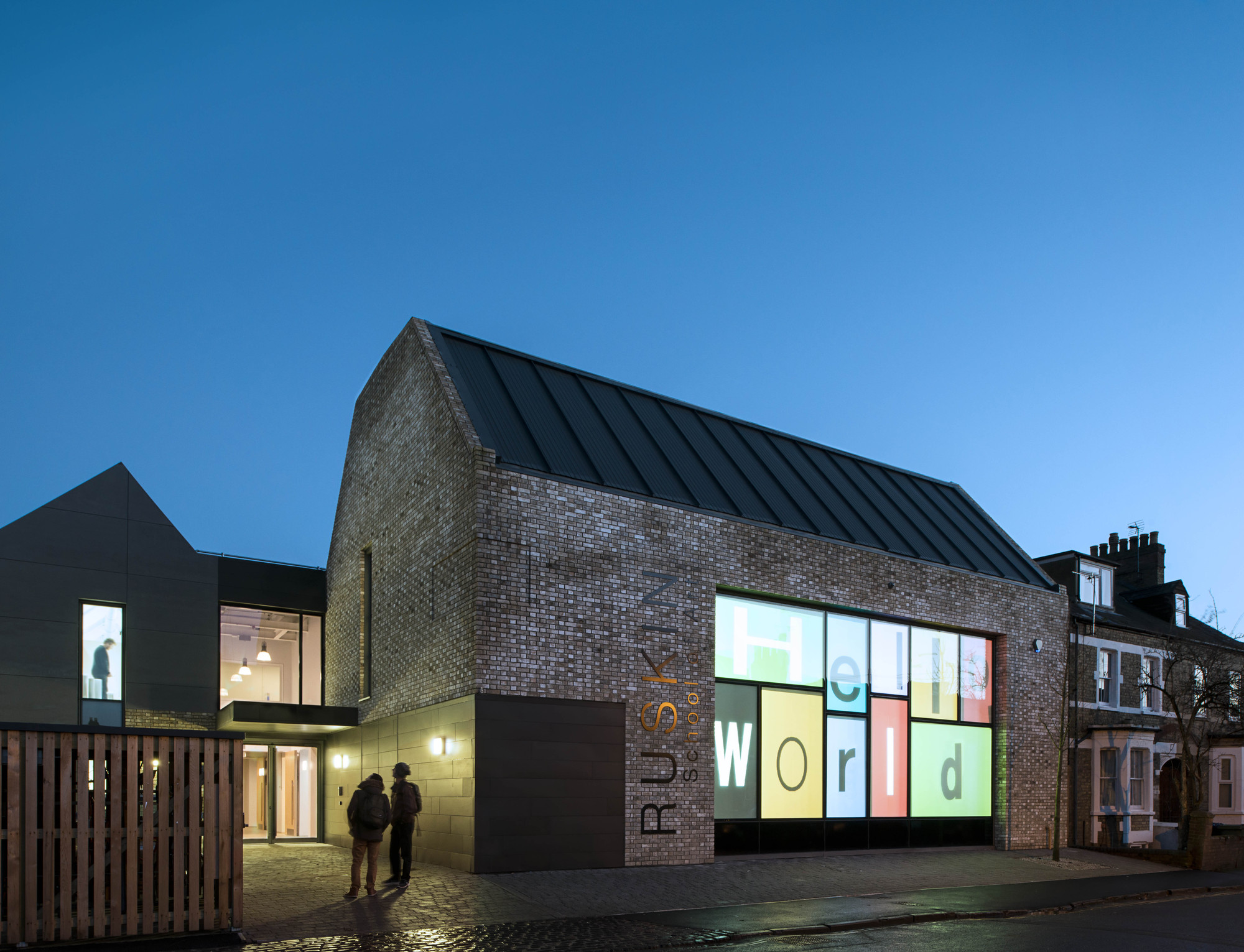 Gallery of riba announces 17 winners of south awards 15 for Craft schools in nc