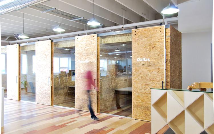 AT Office  / Est Architecture , Courtesy of Est Architecture