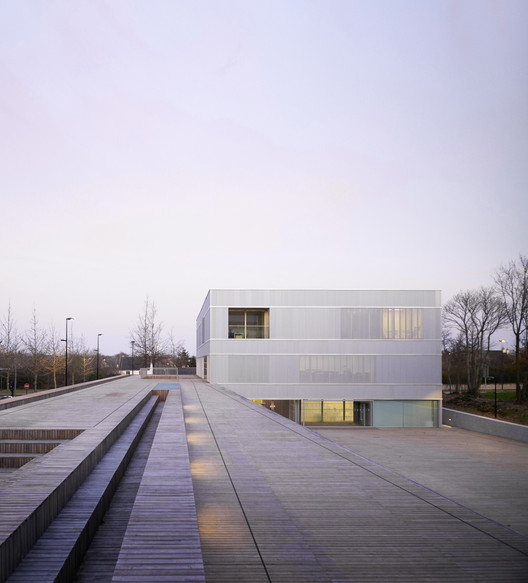 St Jacques de la Lande Town Hall / LAN Architecture, © Julien Lanoo