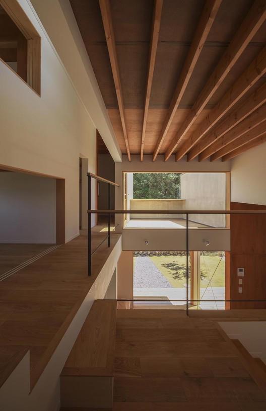 Casa en Toin  / Kazuki Moroe Architects, © Yuko Tada