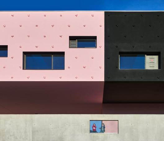 ?André Malraux? Schools in Montpellier  / Dominique Coulon & associés
