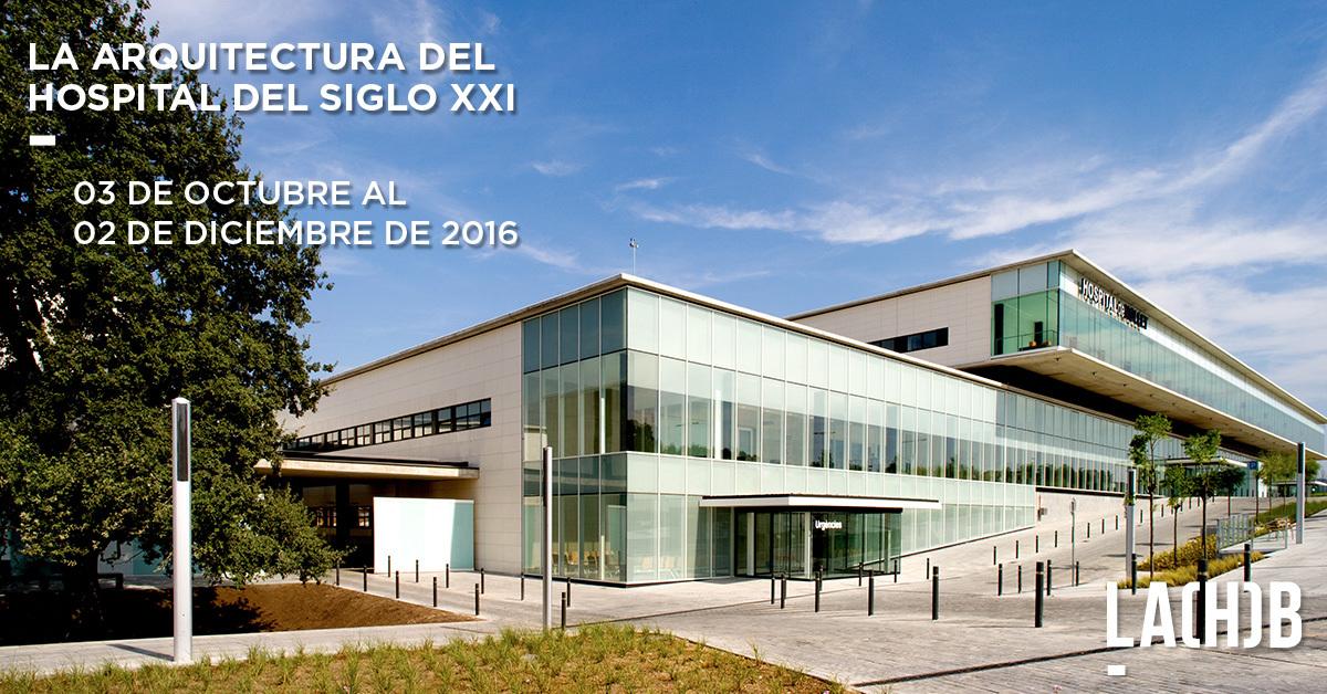 Posgrado intensivo la arquitectura del hospital del siglo for Plataforma de arquitectura