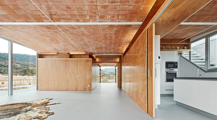 Exploración material de 'OE House' por Fake Industries Architectural Agonism + Aixopluc, © José Hevia