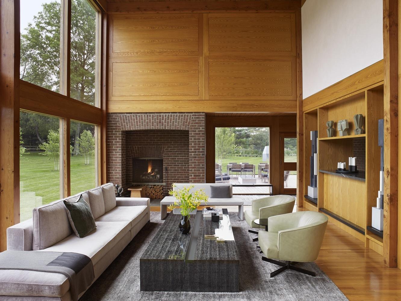 Jennifer Post Design Gallery Of Louis Kahns Korman Residence Interior Renovation