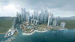 Aedas Designs Private Island Residences and Retreat for Malaysia