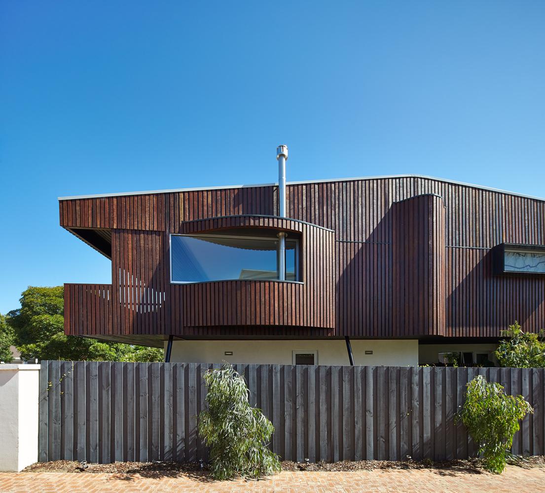 Gallery of mosman bay house iredale pedersen hook - Bay architecture ...