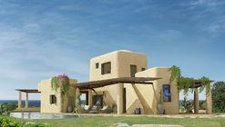 """Massimiliano and Doriana Fuksas Design """"Inhabitable Sculptures"""" for Italian Golf Resort"""