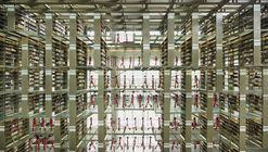 Biblioteca José Vasconcelos / Alberto Kalach