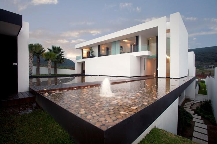 Casa del Agua / a a a Almazán Arquitectos y Asociados, © Jorge Moreno
