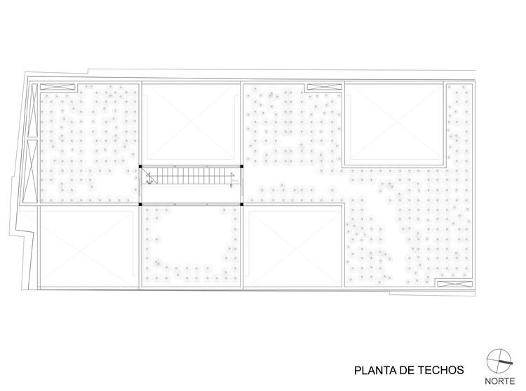 Planta Techo