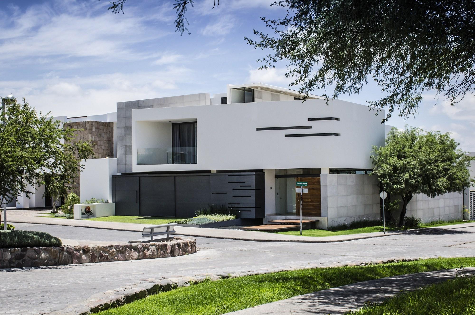 Casa mar a arkylab archdaily m xico for Casas minimalistas 2016