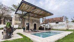 Hacienda Niop  / R79 + AS Arquitectura