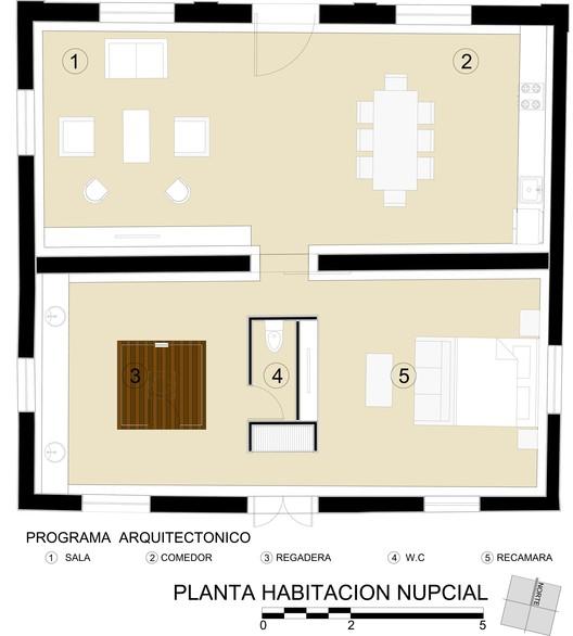Planta Habitación