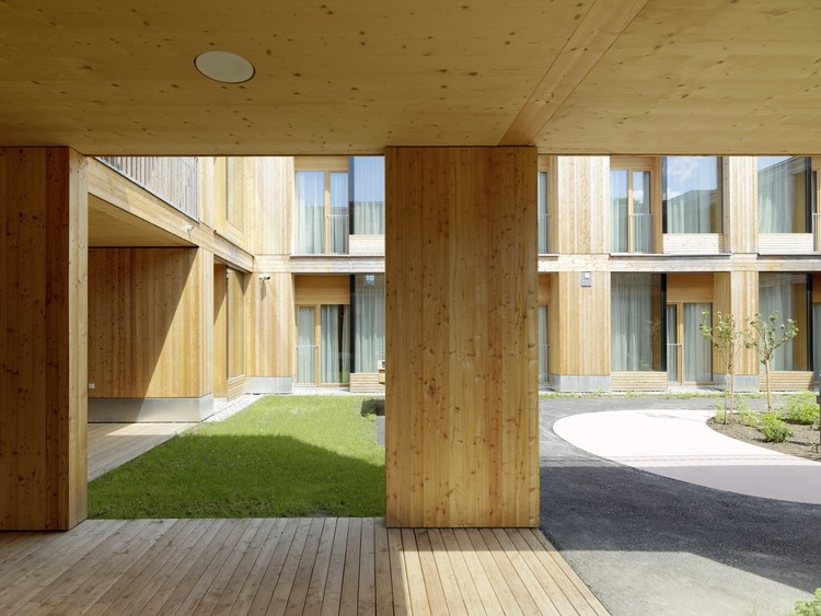 Residential Care Home Andritz  / Dietger Wissounig Architekten, © Paul Ott