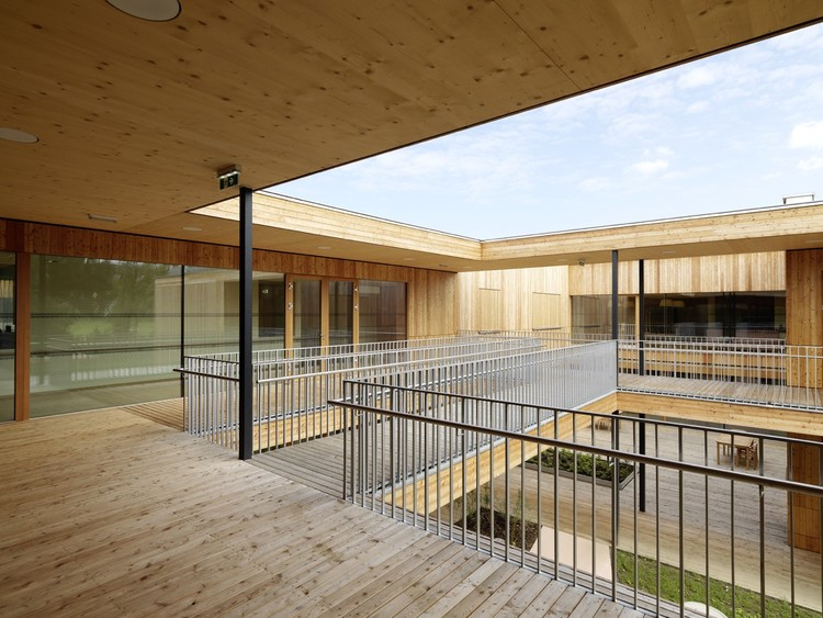 Residential Care Home Andritz Dietger Wissounig: nursing home architecture
