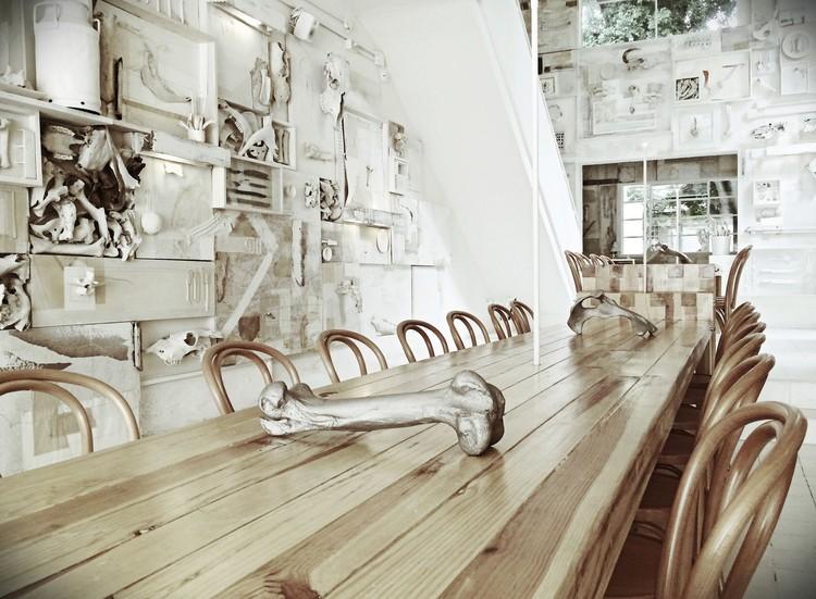 Restaurante Hueso  / Cadena + Asociados , © Jaime Navarro