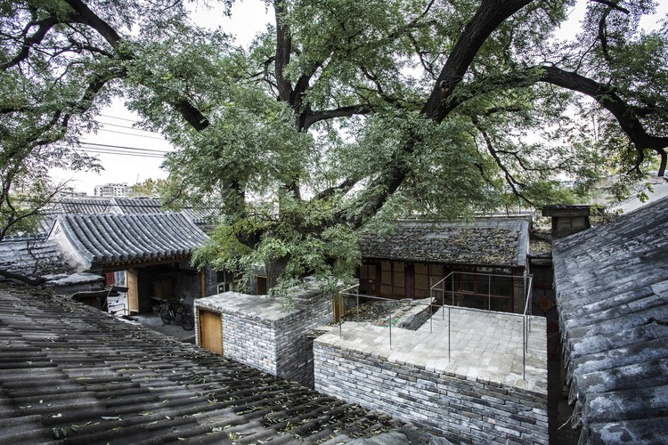 Micro Yuan'er, Beijing, China, ZAO/standardarchitecture / Zhang Ke. Image Courtesy of The Aga Khan Award for Architecture