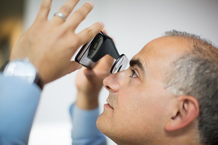 NBBJ and Visual Vocal Partner to Create Virtual Reality Productivity Platform, Courtesy of NBBJ
