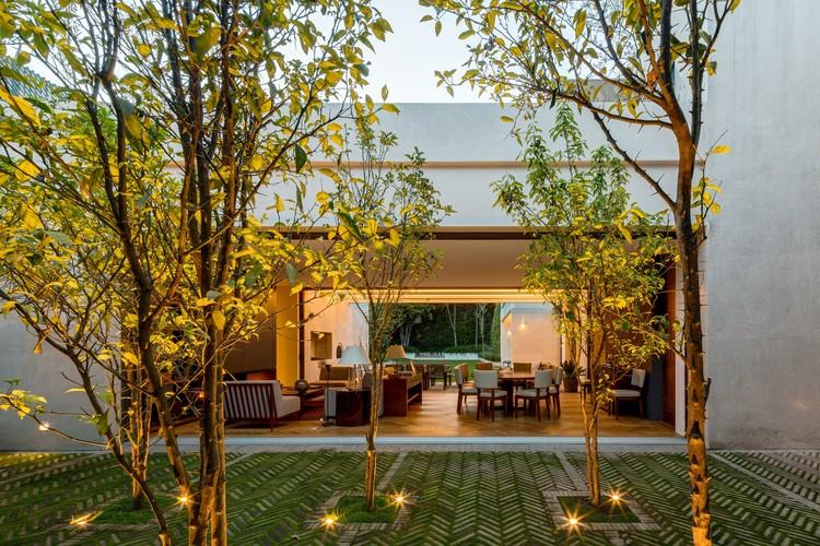 Casa jard n dcpp arquitectos plataforma arquitectura for Casa jardin hotel