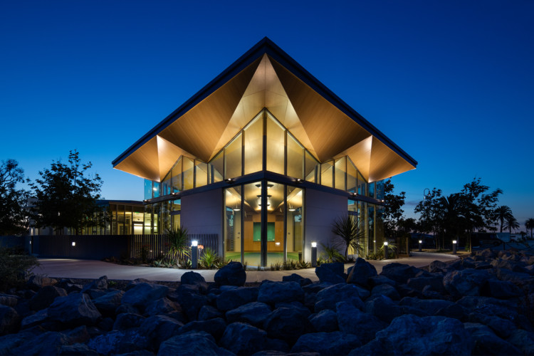 Centro acuático National City / Safdie Rabines Architects, © Darren Bradley